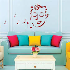 Wall Stickers For Bedrooms Interior Design 1739 Best Cool Wall Decals Images On Pinterest Wall Design