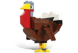 thanksgiving legos lego turkey 10090 toys