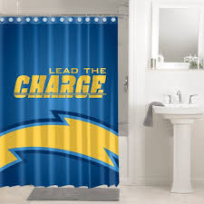 Nfl Shower Curtains Shower Curtain Page 6