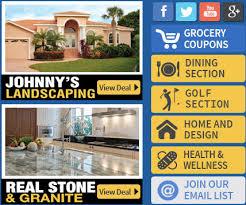 Home And Design Magazine Local Coupons For Dining Home Auto U0026 More Moneysaver Magazine