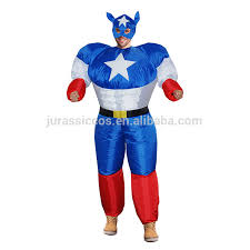 Inflatable Halloween Costumes Adults Inflatable Superman Costume Inflatable Superman Costume Suppliers