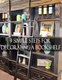 decorate your bookcase decorating shelves and bookcase styling