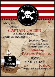 birthday invites beautiful pirate birthday invitations ideas free