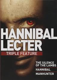 amazon com hannibal lecter triple feature silence of the lambs