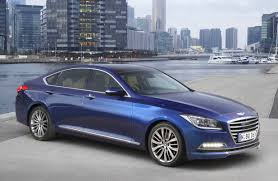 hyundai genesis 2015 hyundai genesis on sale in australia from 60 000