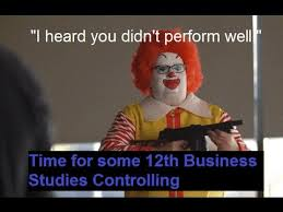 Controlling Wife Meme - controlling part 2 1 steps of controlling business studies class