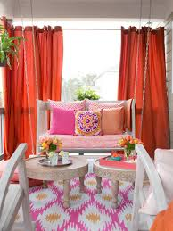 Make Your Own Outdoor Rug by 10 Ways To Make The Most Of Your Tiny Outdoor Space Hgtv U0027s