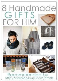 presents for him 8 diy gifts for him as recommended by callaloo soup decor