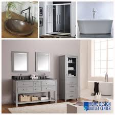 buy transitional bathroom cabinets to give your bathroom new