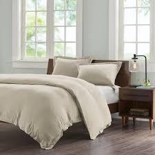 Sleepwell Heated Duvet Ivy Cotton Jersey Duvet Cover Set