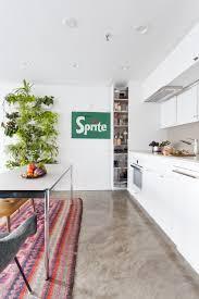 space saving kitchen in sf gamble design