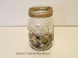 Mason Jar Tea Light Holder Mason Jar Crafts For Outdoor Decor Rustic Crafts U0026 Chic Decor