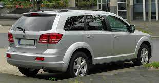 Dodge Journey Custom - file dodge journey rear 20100926 jpg wikimedia commons