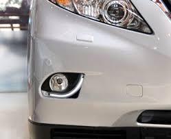 lexus rx 350 uk lexus rx 350 drl led daytime running lights car headlight parts