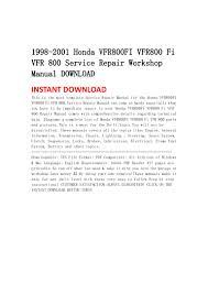 100 2001 honda trx rubicon maintenence manual atv battery