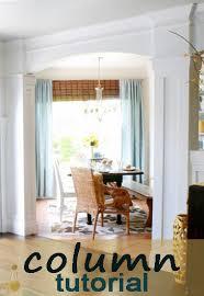 interior pillars free interior column plans