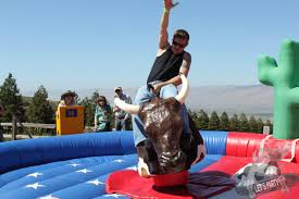 party rentals bay area mechanical bull rental party rentals san francisco bay area