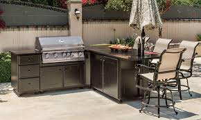 kitchen island grill outdoor kitchens paradise predesigned kitchen islands grill