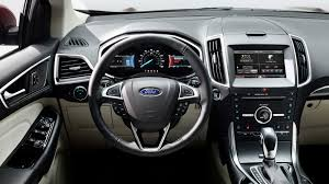ford edge 2 0 tdci titanium powershift 2016 review by car magazine