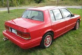 Dodge Spirit Plymouth Acclaim Chrysler Autotrader Find 1991 Dodge Spirit R T Autotrader