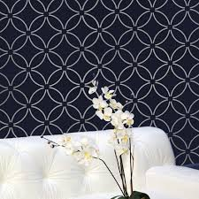 wall stencils for bedrooms amazing ideas stencil designs for walls together with wall