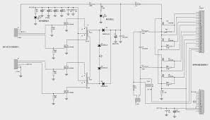 low power square wave inverter circuit using cd4047 simple