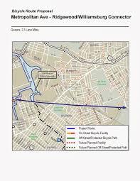 Williamsburg Brooklyn Map Ccny By Bike