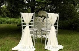 diy wedding chair covers diy chair sashes wedding reception ideas chair