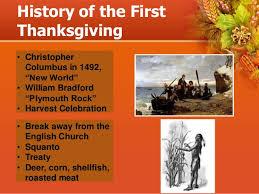 thanksgiving history christopher columbus divascuisine