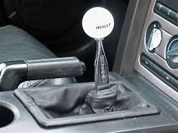 hurst mustang how to install a hurst shifter for 2005 2010 mustang gt
