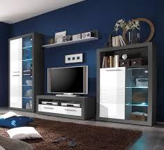 massivholz wohnwand weisse wohnzimmermobel holz poipuview com