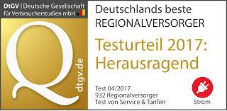Stadtwerke Bad Kreuznach Regionalversorger Strom Dtgv