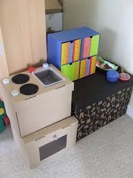 fabriquer cuisine enfant tuto faire une cuisinière enfant pour 2 la boîte aux trésors