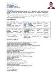What Is Resume Summary Sm Resume