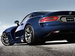dodge viper gt 2016 dodge viper crafted sports car