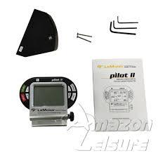 lemond revmaster pilot ii wireless cadence meter