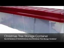 christmas tree storage box artificial christmas tree storage box a listly list