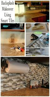best ideas about smart tiles pinterest easy backsplash find this pin and more kitchen ideas easy backsplash makeover using smart tiles