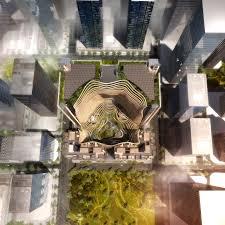 Singapores Cloud Forest Revolutionizes Green Spaces Business - Sustainable apartment design