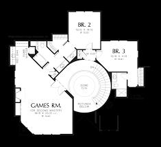 mascord house plan 2431 the garrington