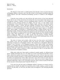 Audit Engagement Letter Sample Philippines Research On Filipino Children U0027s Reading And Information Seeking