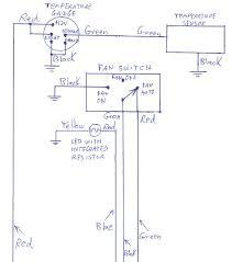 autometer water temp gauge wiring diagram autometer wiring