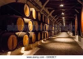 Wine Cellars Porto - port wine barrels wine cellar wine cellar sandeman in gaia porto
