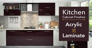 finishing kitchen cabinets ideas acrylic vs laminate what s the best finish for kitchen cabinets