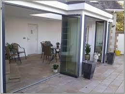 Frameless Patio Doors Frameless Folding Glass Patio Doors Patios Home Decorating