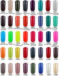 smart gel nail polish color nail gel base and top lacquer uv led