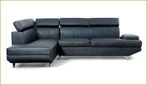 canapé d angle noir cdiscount canape d angle en simili cuir pas cher populairement canape d