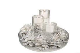 decorating glass hurricane vases for chic dining room accessories