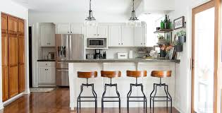 decorating with wood kitchen cabinets how to decorate kitchen shelves grace in my space