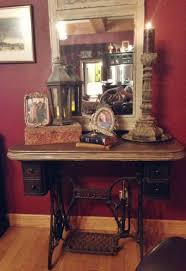 Singer Sewing Machine Cabinets by 31 Best Singer Table Ideas Images On Pinterest Sewing Machine